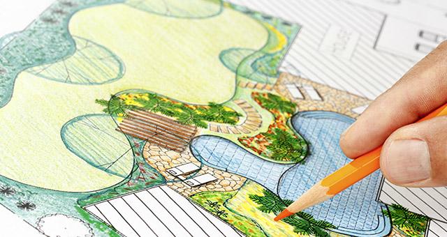arlington tx landscape design